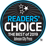 best gym in johnson city tn readers' choice award
